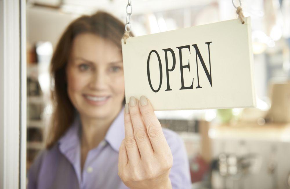 Tammikuusta asti kaupat ovat saaneet olla vapaasti auki haluaminaan aikoina. Kuva: iStockphoto