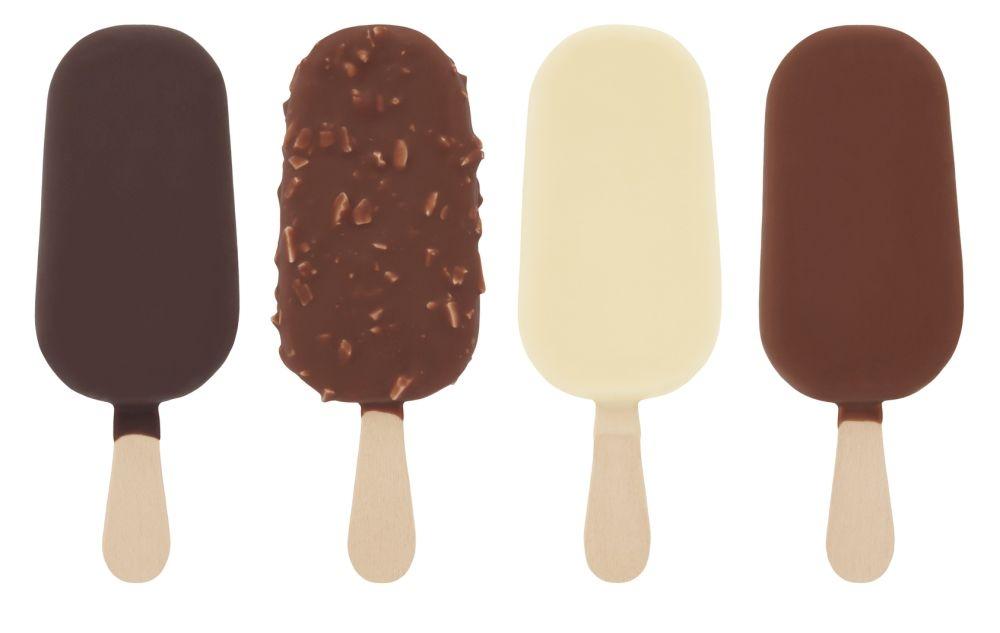 Resteliläisiä kannustetaan myymään esimerkiksi sipsejä ja jäätelopuikkoja. Kuva: iStockphoto
