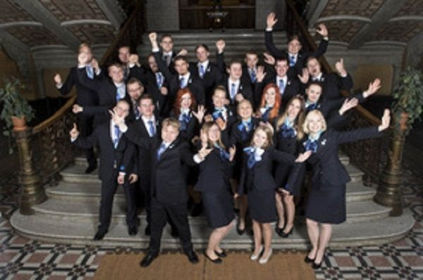 Nuoret ammattitaidon EM-kisoissa