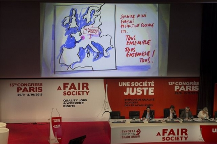 PAM's Selin: Europe needs to join a path towards collective bargaining