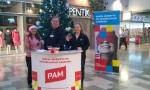 PAMin joulukiertue jakaa työelämätietoa kauppakeskuksissa