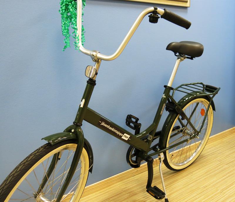 Sipilä palautti jäsenhankintajoponsa – voita pyörä itsellesi!