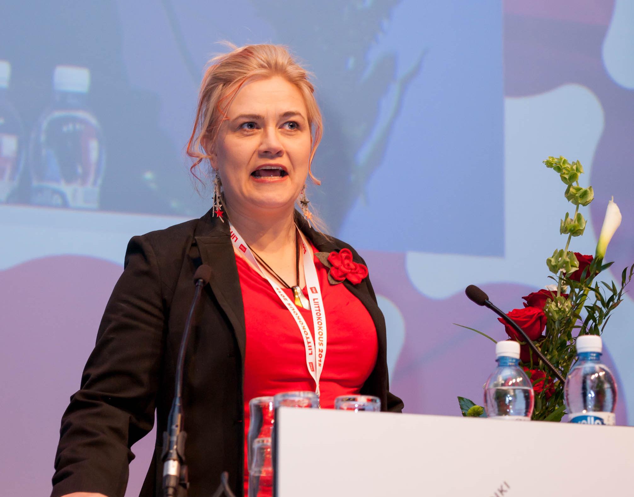 Niina Koivuniemestä PAMin hallituksen puheenjohtajan henkilökohtainen varajäsen