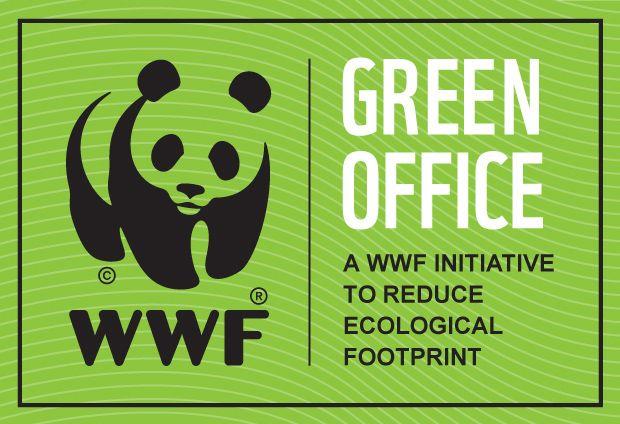 Kaikilla PAMin toimistoilla on nyt Green Office -merkki