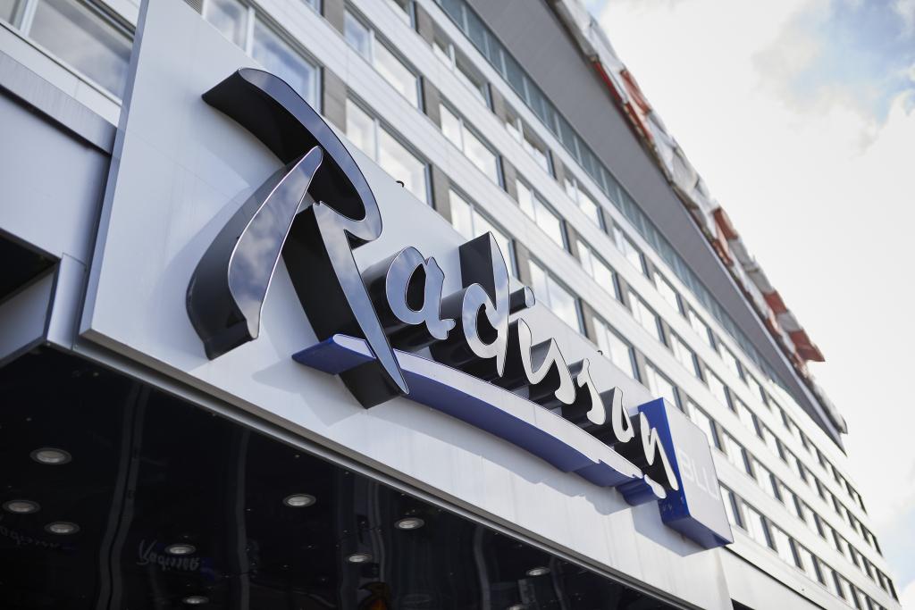 Oulun Edenissä ja Radisson Blu-hotellissa työskentelee yhteensä noin sata pamilaista.  Ⓒ ©Kai Tirkkonen